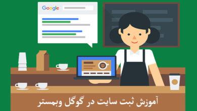 Photo of آموزش ثبت سایت در گوگل وبمستر