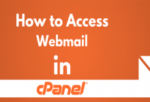 نحوه ساخت ایمیل در هاست cPanel