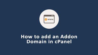 Photo of نحوه تعریف Addon domain در سی پنل