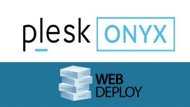 تنظیمات web deploy