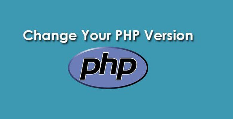 change version php in plesk